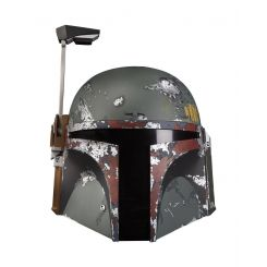 Star Wars Black Series casque électronique premium Boba Fett Hasbro