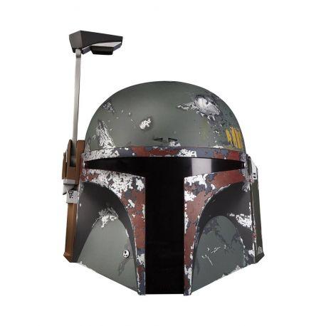Star Wars Black Series casque électronique premium Boba Fett Hasbro