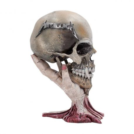 Metallica statuette Sad But True Skull Nemesis Now