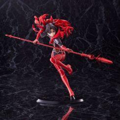 Fate/Extra Last Encore statuette 1/7 Rin Tohsaka Battle Ver. Aniplex