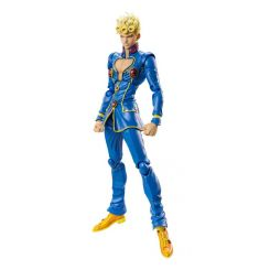JoJo's Bizarre Adventure figurine Super Action Giorno Giovanna 2nd Medicos Entertainment