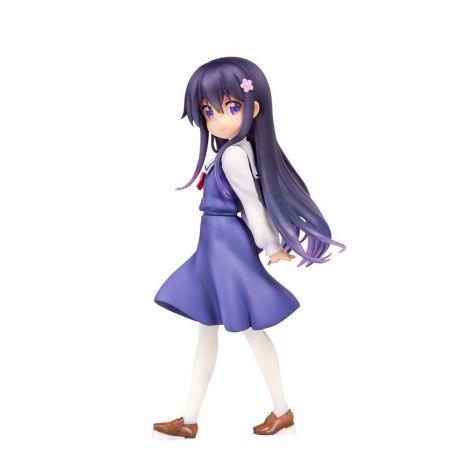 Watashi ni Tenshi ga Maiorita statuette 1/7 Hana Shirosaki Uniform Ver. Fots Japan