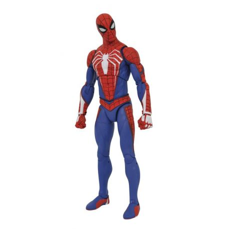 Marvel Select figurine Spider-Man Video Game PS4 Diamond Select
