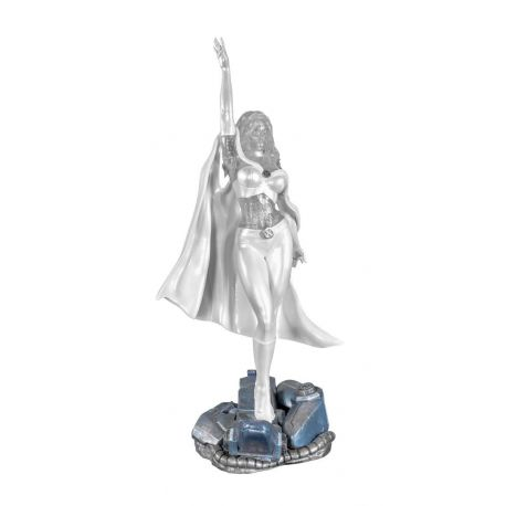 Marvel Comic Gallery statuette White Queen Emma Frost Exclusive Diamond Select