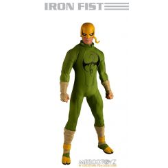 Marvel figurine 1/12 Iron Fist Mezco Toys
