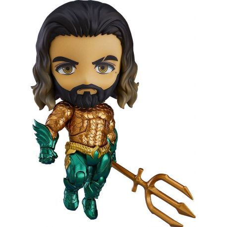 Aquaman Movie figurine Nendoroid Aquaman Hero's Edition Good Smile Company