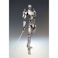 JoJo's Bizarre Adventure figurine Super Action Chozokado (Silver Chariot) Medicos Entertainment