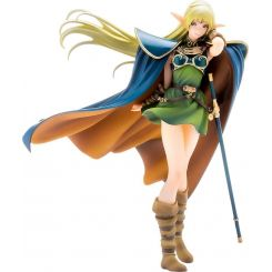 Record of Lodoss War figurine 1/20 PLAMAX MF-43 minimum factory Deedlit Max Factory