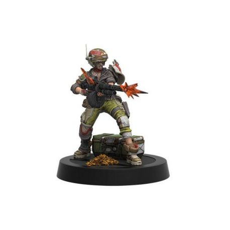 Borderlands 3 Figures of Fandom figurine Moze WETA Collectibles