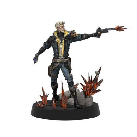 Borderlands 3 Figures of Fandom figurine Zane WETA Collectibles