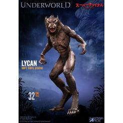 Underworld Evolution statuette Soft Vinyl Lycan Star Ace Toys