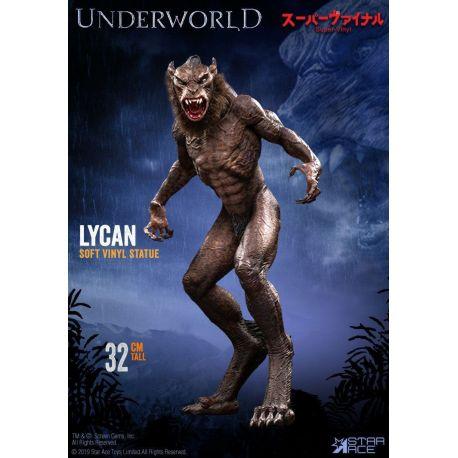 Underworld Evolution statuette Soft Vinyl Lycan Star Ace Toys