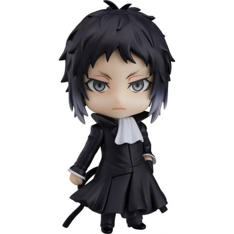 Bungo Stray Dogs figurine Nendoroid Ryunosuke Akutagawa Orange Rouge
