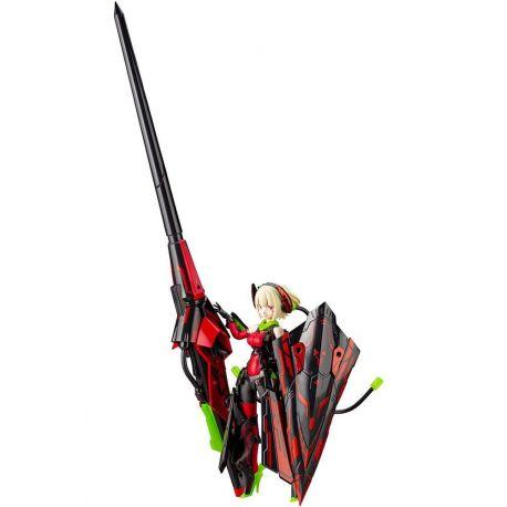 Megami Device figurine Plastic Model Kit 1/1 Bullet Knights Lancer Hell Blaze Kotobukiya