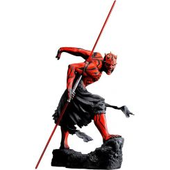 Star Wars statuette ARTFX 1/7 Darth Maul Japanese Ukiyo-E Style Light-Up Edition Kotobukiya