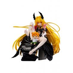 To Love-Ru Darkness statuette Golden Darkness Flare