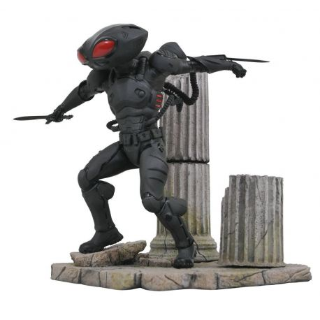 Aquaman DC Movie Gallery statuette Black Manta Diamond Select