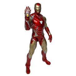Avengers Endgame Marvel Select figurine Iron Man Mark 85 Diamond Select