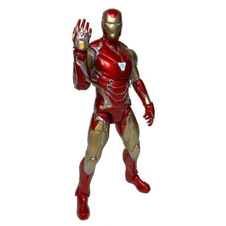 Avengers Endgame Marvel Select figurine Iron Man Mark 85 Diamond Select