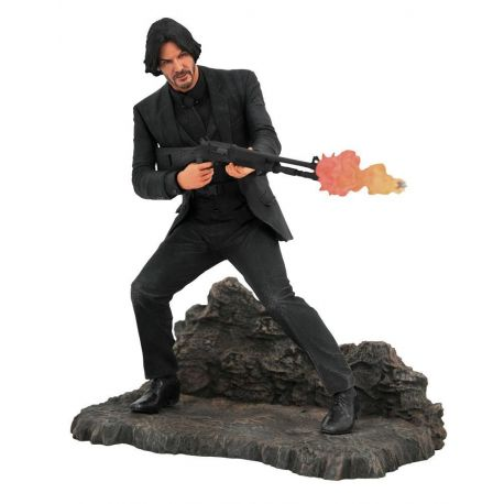 John Wick Gallery statuette Catacombs Diamond Select