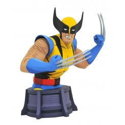 Marvel X-Men Animated Series buste Wolverine Diamond Select