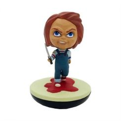 Jeu d'enfant figurine Culbuto REVO Knife Wielding Chucky SDCC 2019 Factory Entertainment