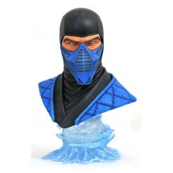 Mortal Kombat 11 Legends in 3D buste 1/2 Sub-Zero Diamond Select