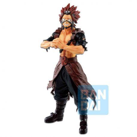 My Hero Academia statuette Ichibansho Eijiro Kirishima (Fighting Heroes feat. One's Justice) Bandai