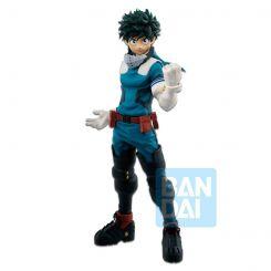 My Hero Academia statuette Ichibansho Izuku Midoriya (Fighting Heroes feat. One's Justice) Bandai