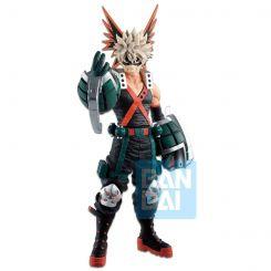 My Hero Academia statuette Ichibansho Katsuki Bakugo (Fighting Heroes feat. One's Justice) Bandai