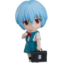 Rebuild of Evangelion figurine Nendoroid Rei Ayanami Good Smile Company