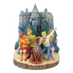 Scooby-Doo statuette Carved by Heart Enesco