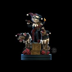 DC Comics figurine Q-Fig Remastered Harley Quinn Quantum Mechanix