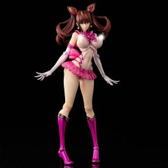Original Character by Raita Magical Girls Series figurine Erika Kuramoto Second Axe