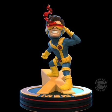 Marvel diorama Q-Fig Cyclops (X-Men) Quantum Mechanix