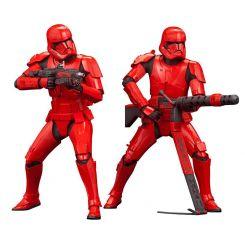 Star Wars Episode IX pack 2 statuettes ARTFX+ Sith Troopers Kotobukiya