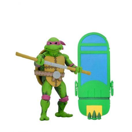 Les Tortues ninja: Turtles in Time série 1 figurine Donatello Neca