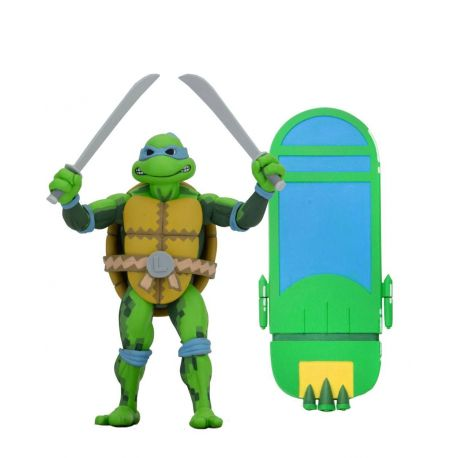 Les Tortues ninja: Turtles in Time série 1 figurine Leonardo Neca