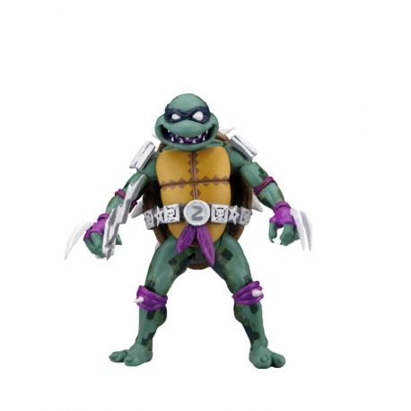 Les Tortues ninja: Turtles in Time série 1 figurine Slash Neca