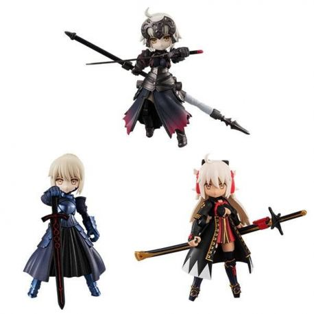 Fate/Grand Order assortiment figurines Desktop Army Vol. 4 Megahouse
