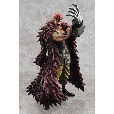 One Piece statuette 1/8 Excellent Model P.O.P. Eustass Captain Kid Limited Edition Megahouse