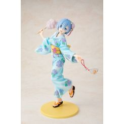 Re:ZERO -Starting Life in Another World- statuette 1/8 Rem Yukata Ver. Repaint Kadokawa