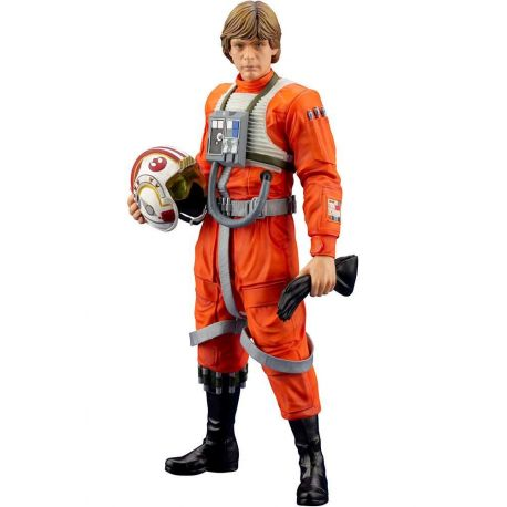Star Wars statuette PVC ARTFX+ 1/10 Luke Skywalker X-Wing Pilot Kotobukiya