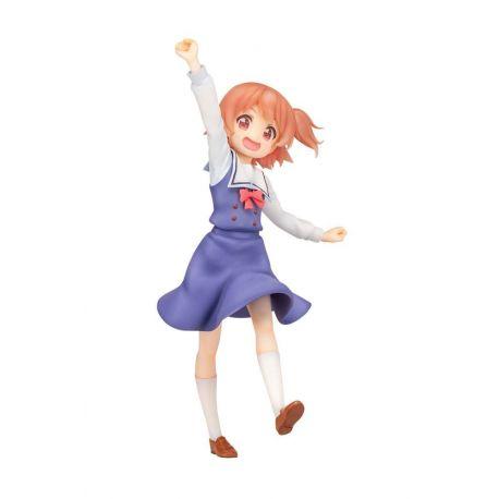 Watashi ni Tenshi ga Maiorita statuette 1/7 Hinata Hoshino Uniform Ver. Fots Japan