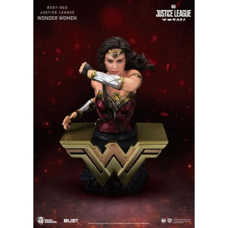 Justice League buste Wonder Woman Beast Kingdom Toys