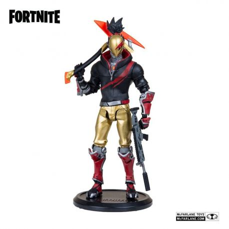 Fortnite figurine Red Strike Day & Date McFarlane Toys