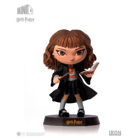Harry Potter figurine Mini Co. Hermione Iron Studios