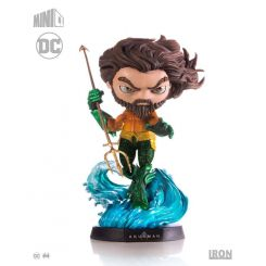 Aquaman figurine Mini Co. Deluxe Aquaman Iron Studios