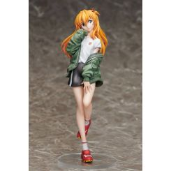 Neon Genesis Evangelion statuette 1/7 Asuka Shikinami Langley Ver. Radio Eva Hobby Max
