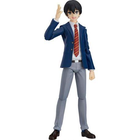 Original Character figurine Figma Male Blazer Body (Ryo) Max Factory